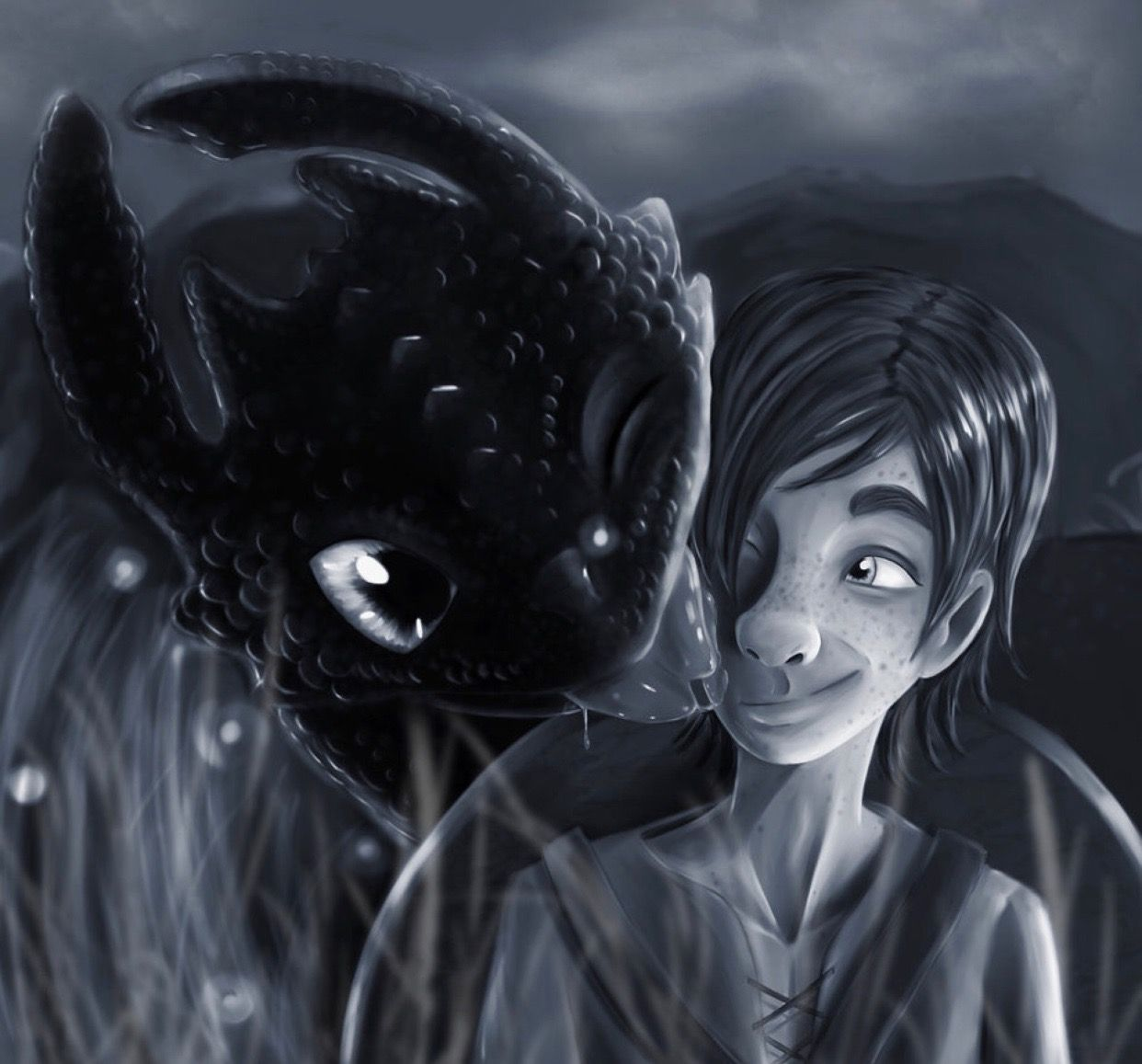 Oliver Duenas Pandatails - HTTYD Hiccup & Toothless | Movie