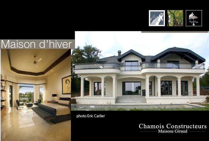 Maison Chamois Constructeurs