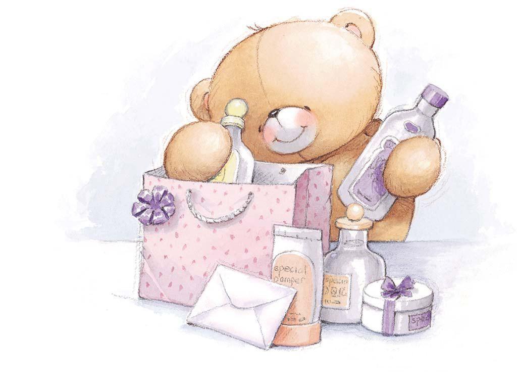 Baby Bear Forever Friends Bear Friends Forever Tatty Teddy