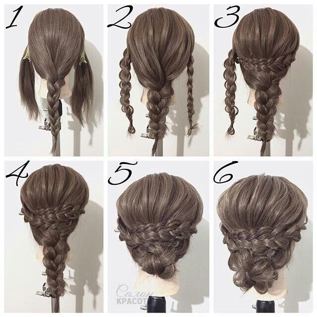 Pin by Nevena N on Kosa | Dance hairstyles, Hair styles ...