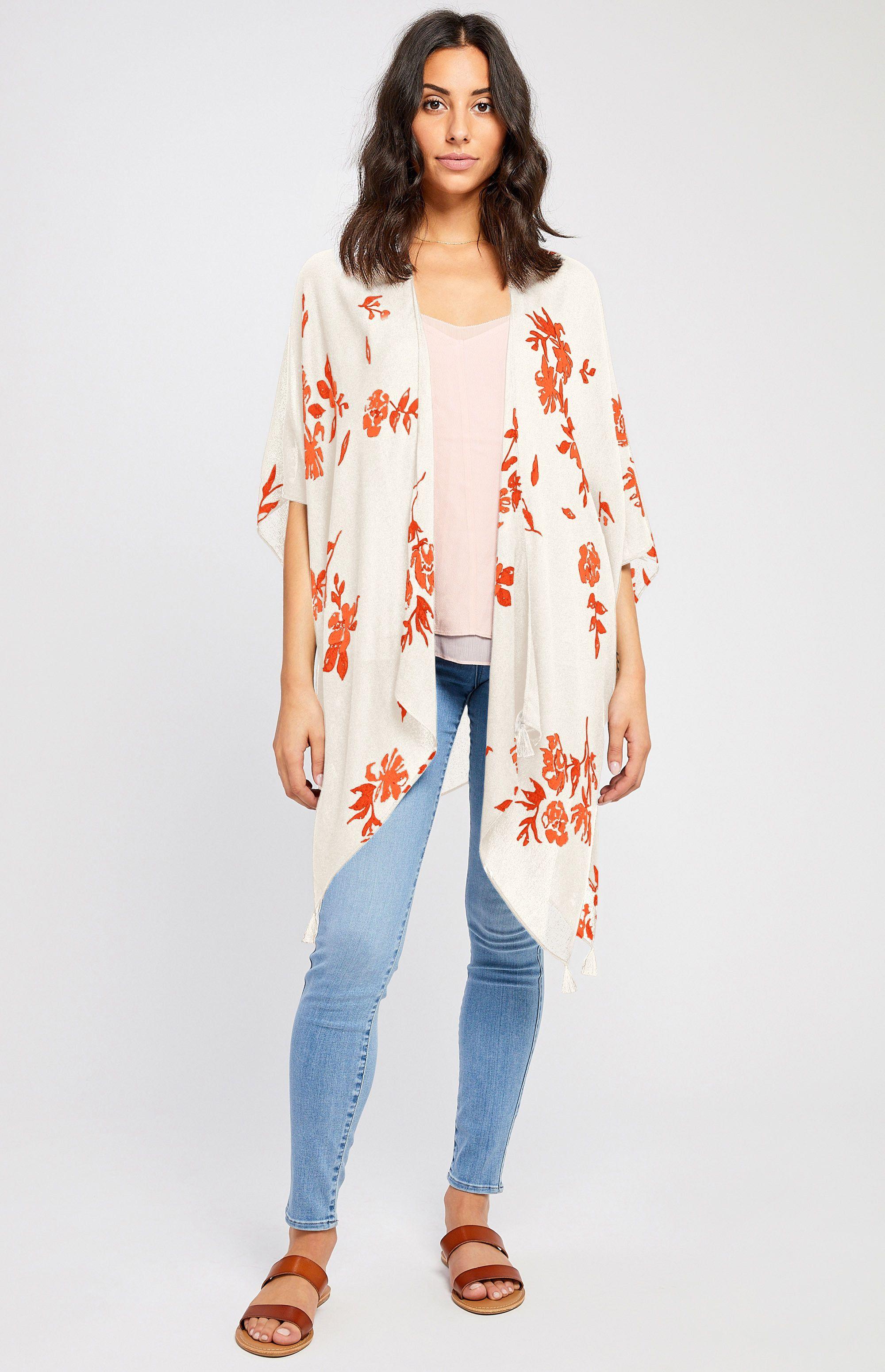8b4dcdfe0 The Heron Kimono | Spring 2019 Collection in 2019 | Kimono, Floral ...