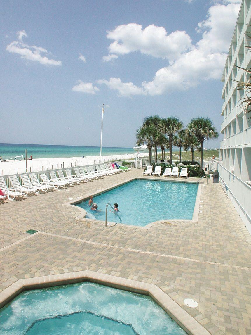 Sugar Sands Inn And Suites Panama City Beach Panama City Panama Beachfront Hotels