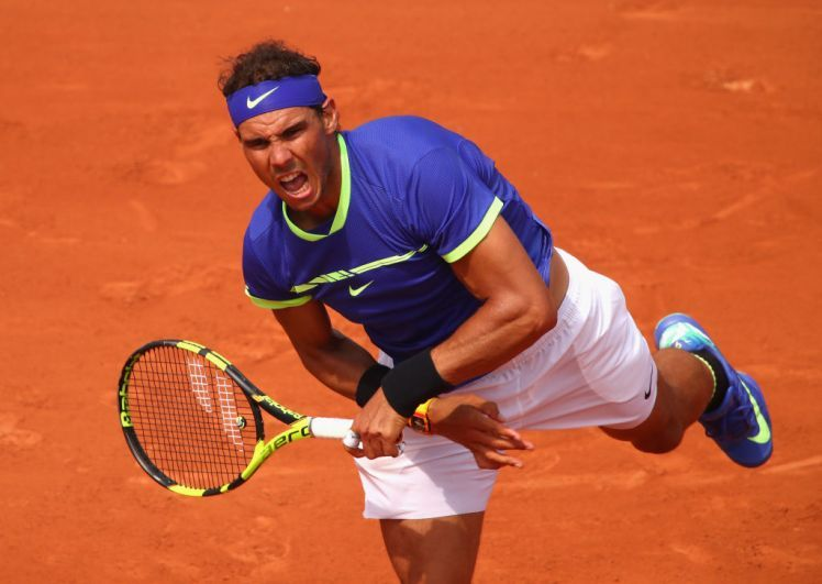 Rafael Nadal Gets Closer To His 10th French Open Win Rafael Nadal Tennis Videos Tennis Lessons