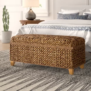 Longshore Tides Roscoe 2 Piece Trunk Set Wayfair In 2020 Bench With Storage Furniture Storage