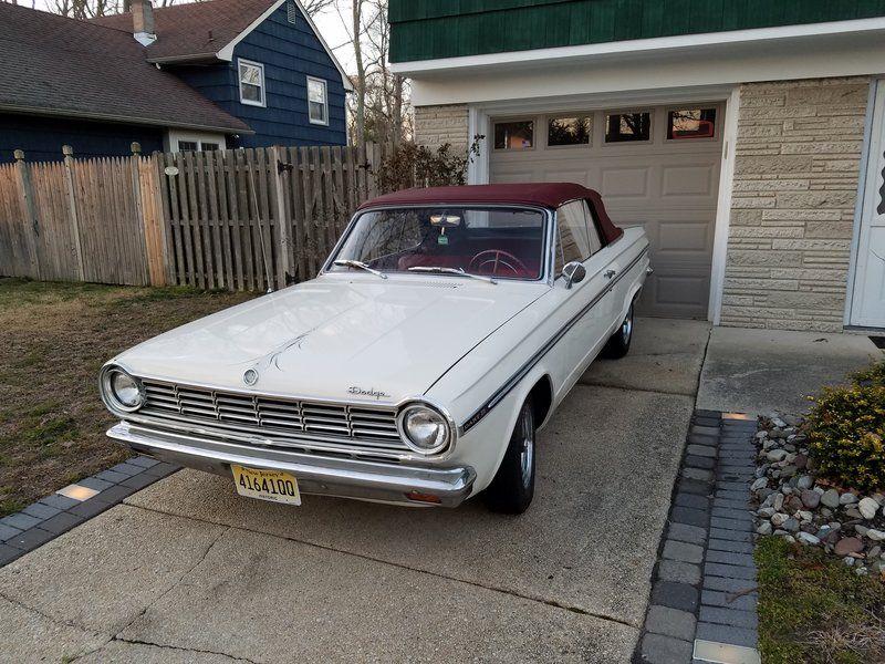 1965 Dodge Dart 270 Convertible Mopar for sale by Owner - Linwood ...