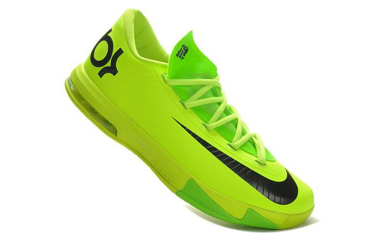 Nike KD VI (6) Neon Green Shoes