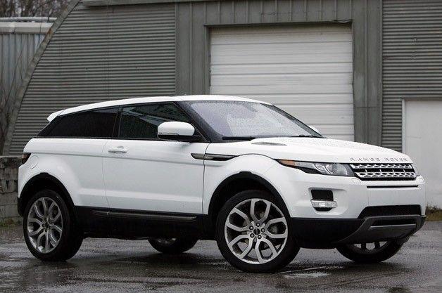 2017 Land Rover Range Evoque