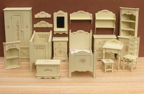 """Country Cream "" Furniture"