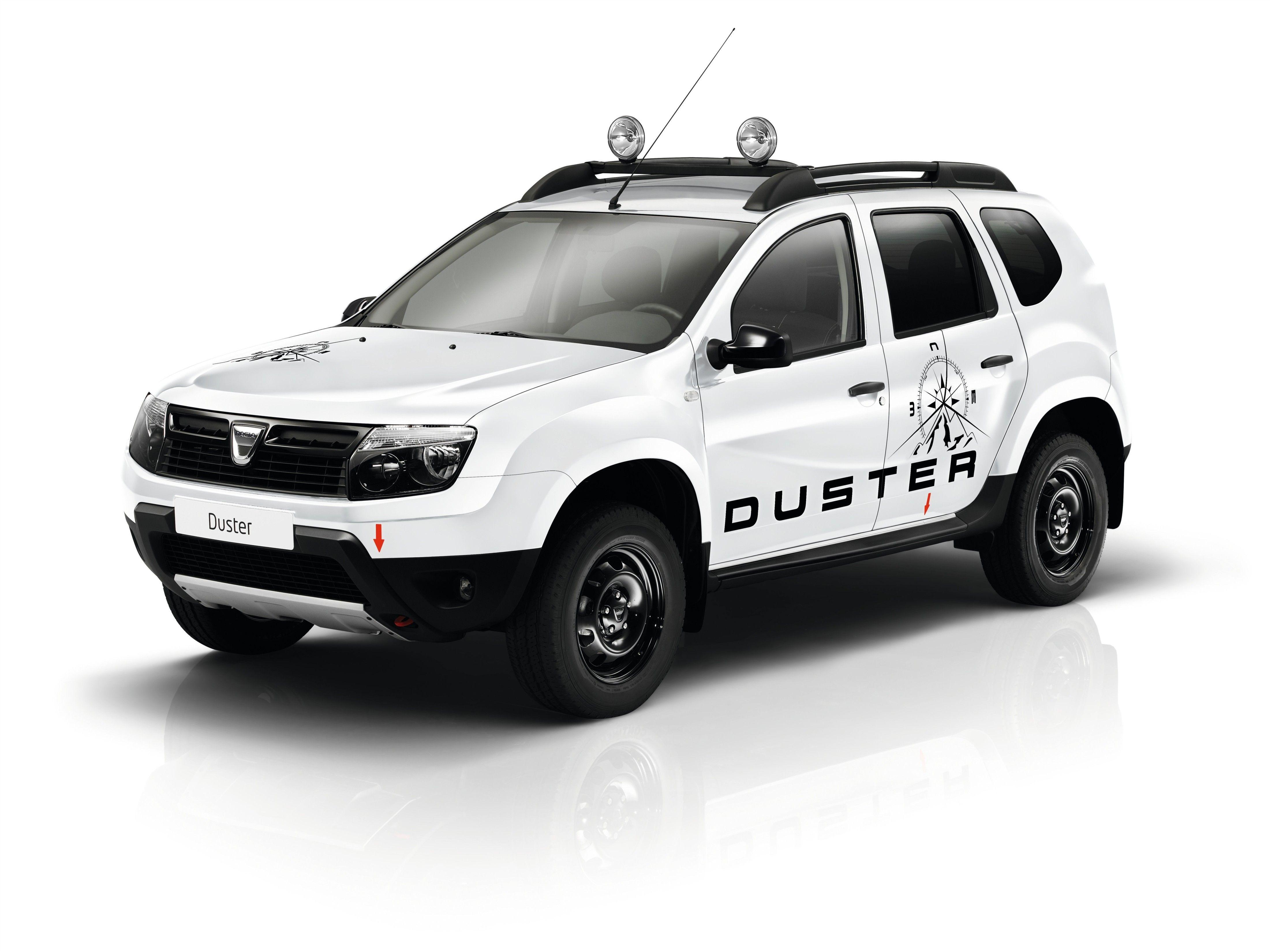 Dacia duster destination 2013