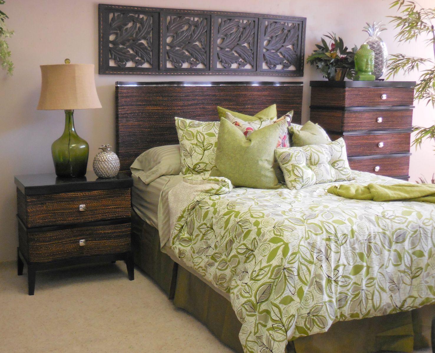 Asian Inspired Bedroom Furniture Oriental Interior Design