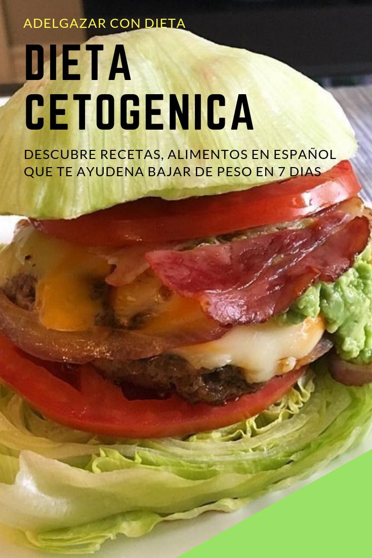 Recetas de dietas cetogenicas