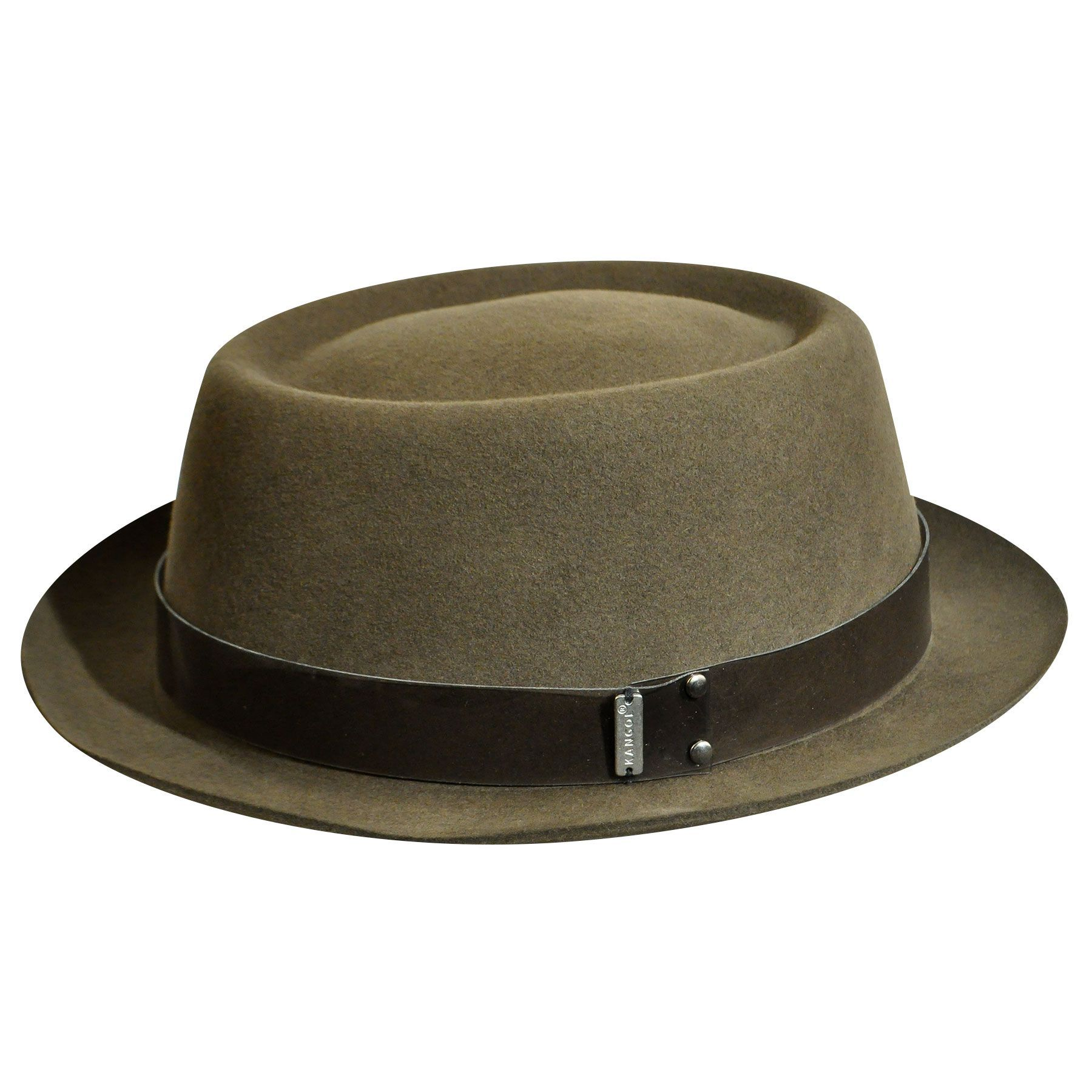 BILTMORE GENUINE MILAN NATURAL COLOR STINGY BRIM DRESS HAT