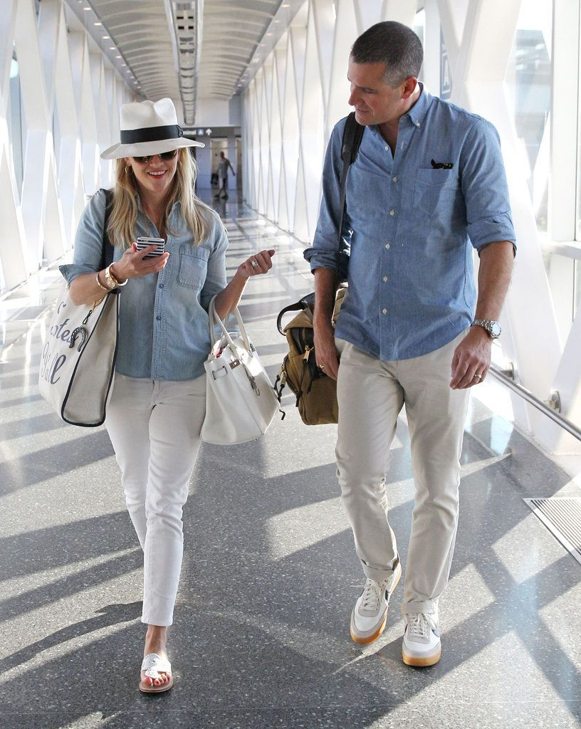 Reese And Jim Match Perfectly For Their Weekend Getaway