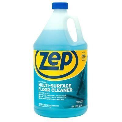 Zep 1 Gal Multi Surface Floor Cleaner 1000 In 2020 Floor Cleaner Glass Cleaner Odor Eliminator