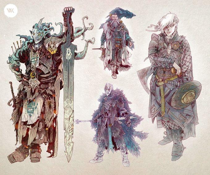 Character Design Kickstarter : Grenade by will kirkby — kickstarter character design