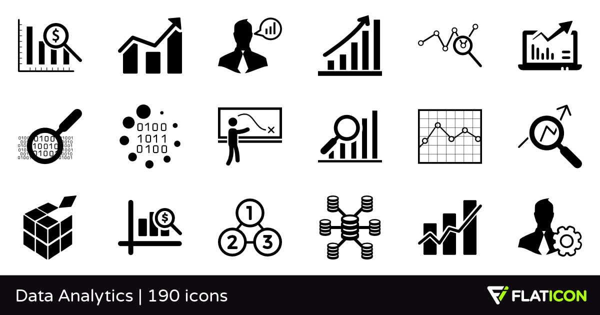 190 Free Vector Icons Of Data Analytics Designed By Freepik Data Analytics Design Data Analytics Analytics Design