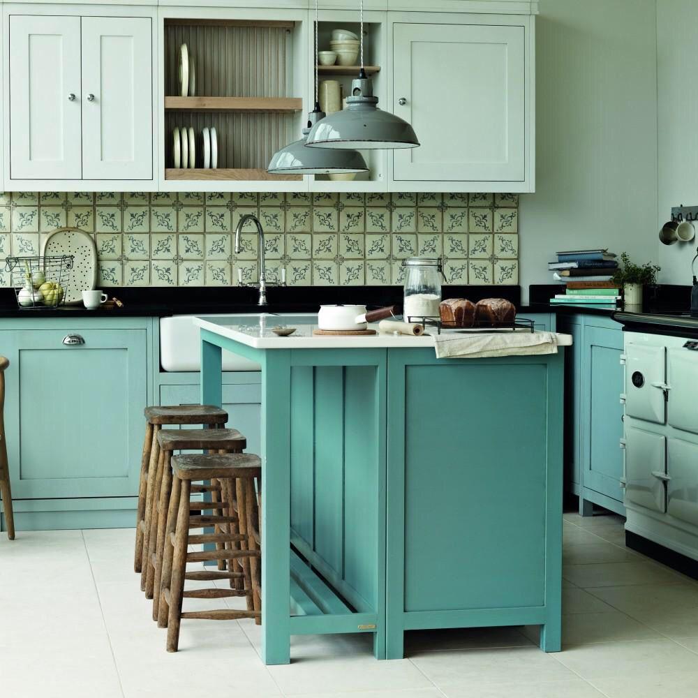 Kitchen look   Eclectic kitchen, Freestanding kitchen ...