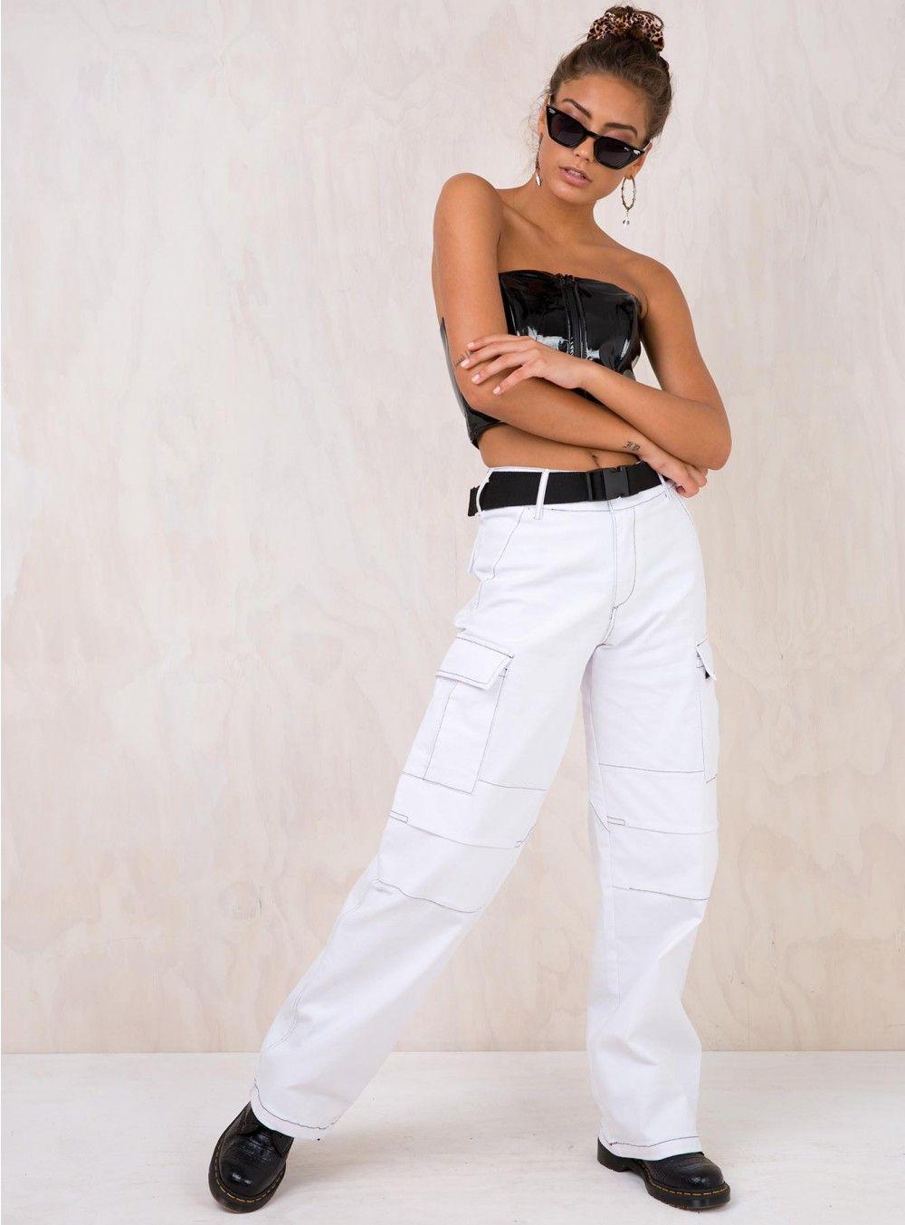 I.AM.GIA Ace Pants White Pants, Fashion, Leggings are