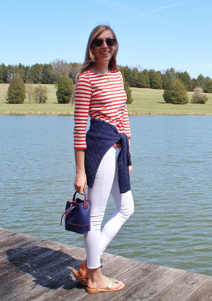 ae4610054d5 Layers in Springtime    Daily Dose of Prep Preppy Outfits