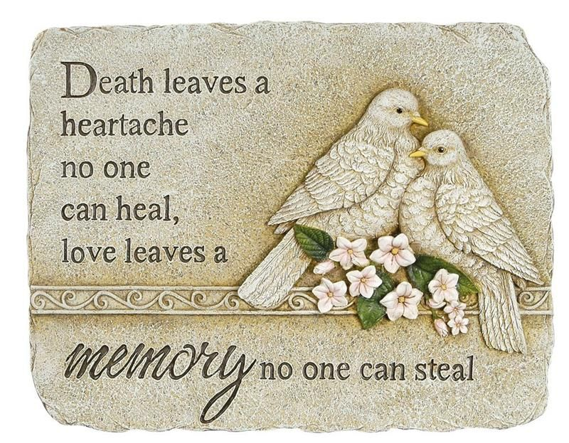 Death Leaves A Heartache No One Can Heal, Love Leaves A Memory No One Can ·  Sympathy PoemsSympathy CardsCondolences QuotesGreeting ...