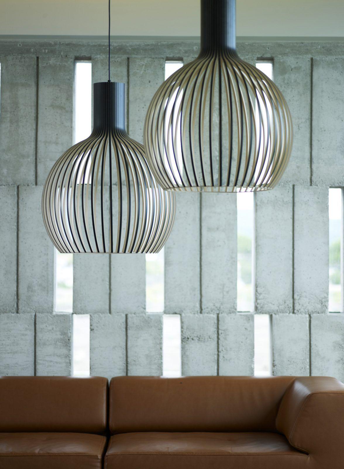 Secto Design Octo 4240 Pendelleuchte | Lamp design, Wooden