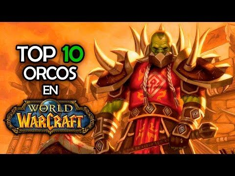 TOP 10 Orcos | World of Warcraft - Best sound on Amazon: http://www.amazon.com/dp/B015MQEF2K -  http://gaming.tronnixx.com/uncategorized/top-10-orcos-world-of-warcraft/