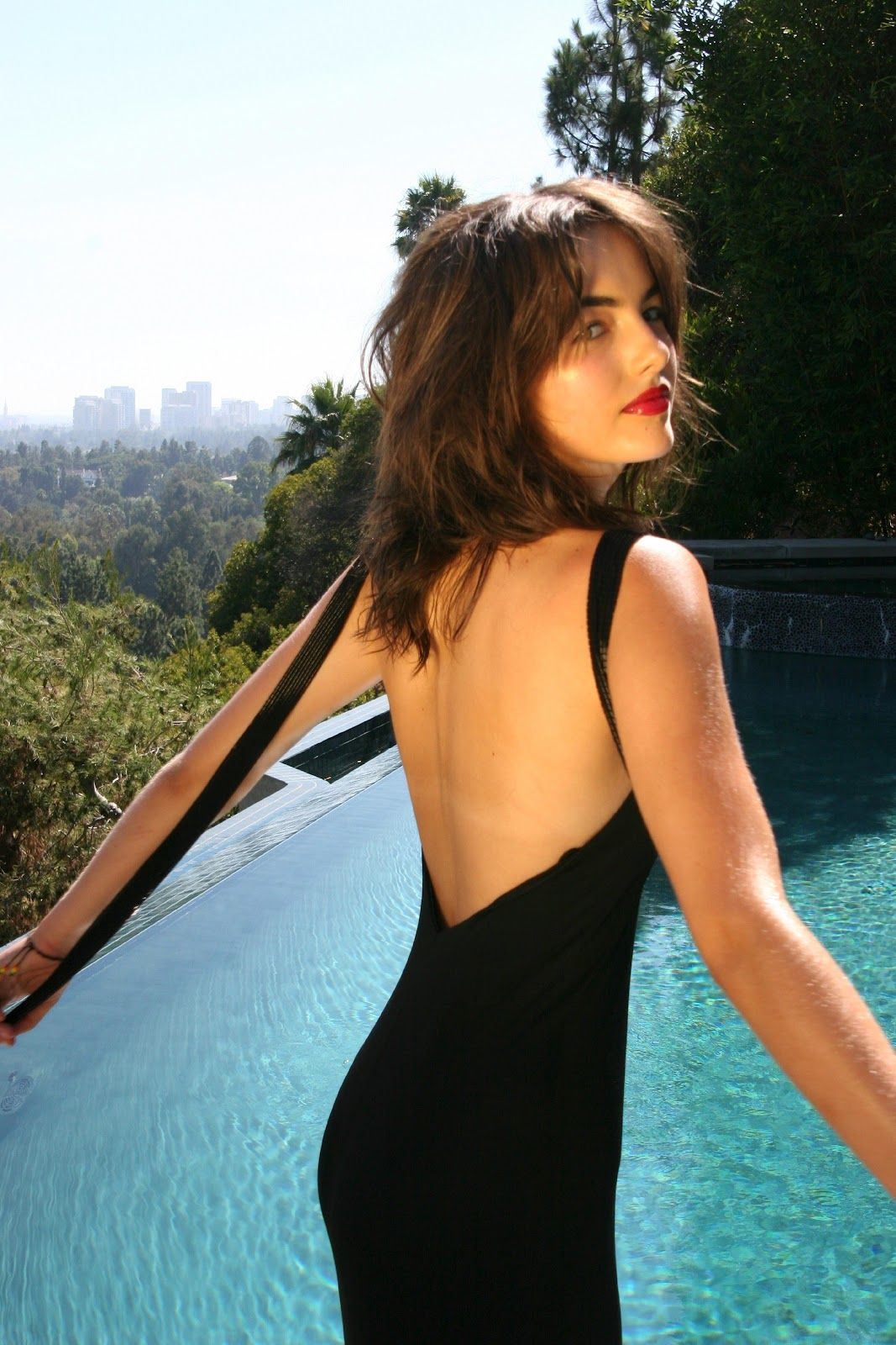 Camilla belle hot porn girl there