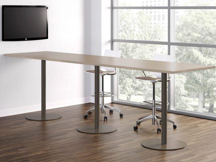 Versteel PLATFORM tables now offer larger base sizes in ...