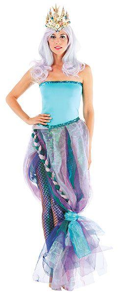 Kostümtipp Meerjungfrau