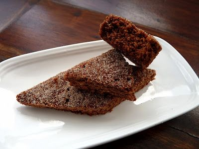 Chile-Cocoa Graham Crackers