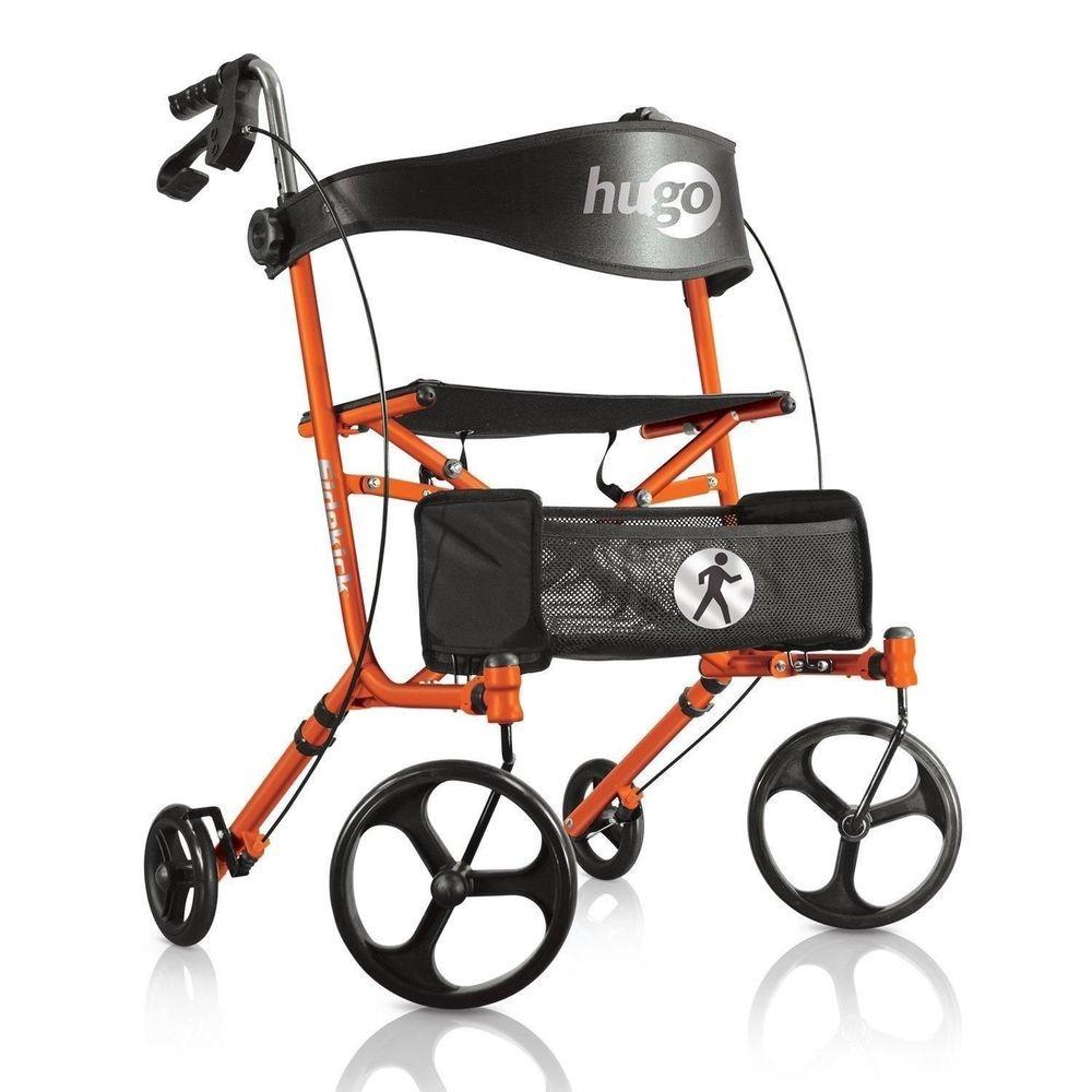 Rollz Motion2 Rollator Transport Chair In One In 2020