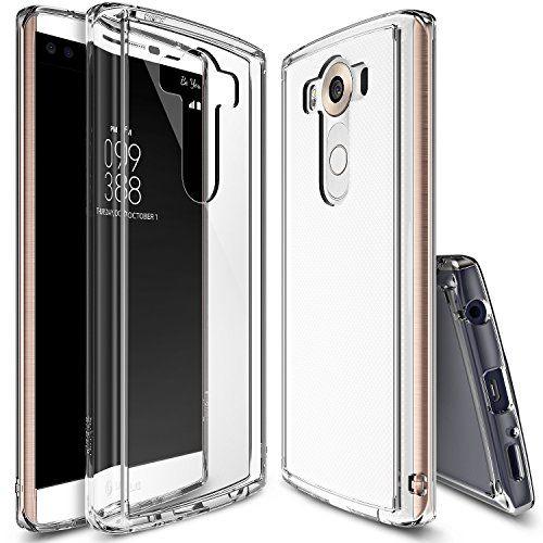 LG V10 Case Ringke FUSION [Crystal View] ** Shock
