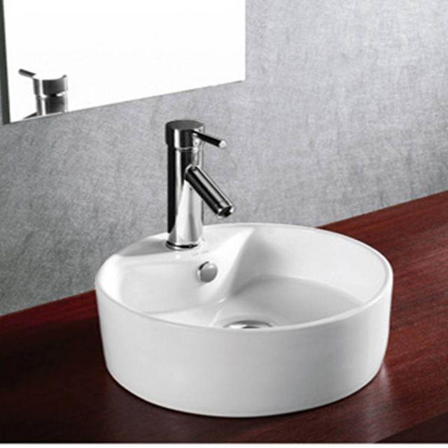 vasque poser topaz castorama salle de bain id es. Black Bedroom Furniture Sets. Home Design Ideas