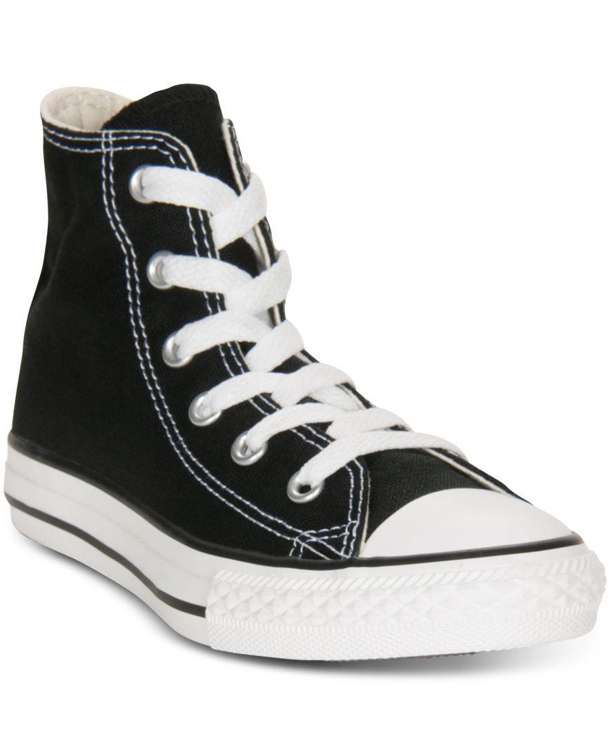 Converse Chuck Taylor Hi Casual Boys Shoe