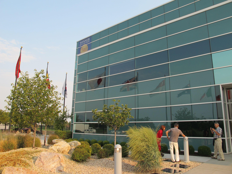 The HQ of Usana Health Sciences in Salt Lake City Utah