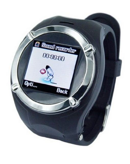 MQ998 Smart Watch w/ Onboard GSM Phone. About 169.99.