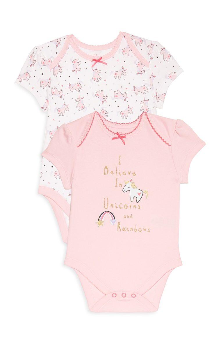 40409f28 Primark - Newborn 2Pk Unicorn Set | Babies clothes and accessories ...
