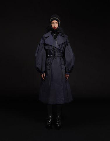 BLACK Simone Rocha Coat   Moncler Genius   Regnjackor