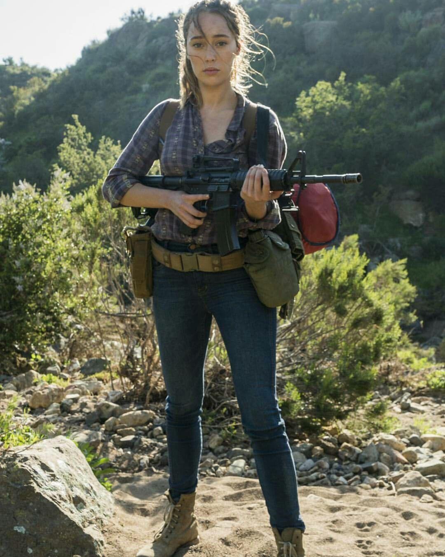 Alycia Debnam Carey Ass alycia debnam-carey ❤ #feartwd | walking dead girl, fear