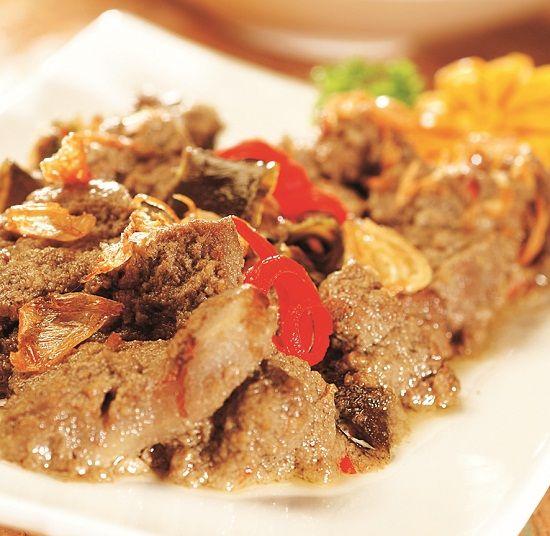 Terik Daging Sapi Pedas Resep Daging Sapi Daging Sapi Daging