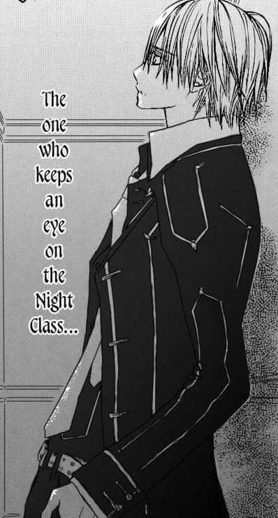 Vampire Knight manga - Zero Kiryu   Vampire knight cosplay ...