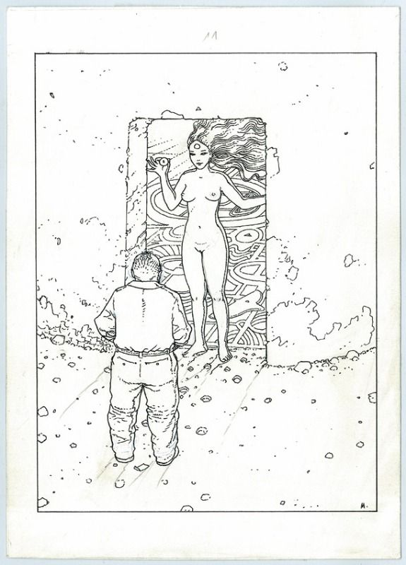 ..._MOEBIUS quenched consciousness