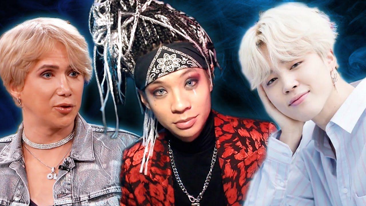 What Oli London Reveals About Crazy K Pop Fans Identity Kpop London Identity