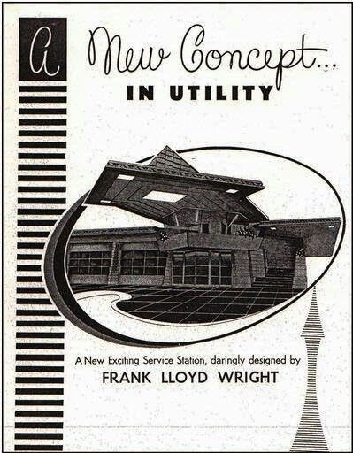 DESIGNED BY FAMOUS ARCHITECT FRANK LLOYD WRIGHT | ARCHITECTURAL ...