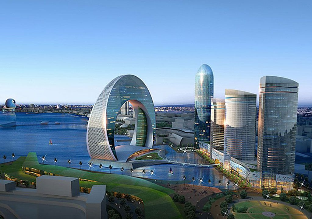 futuristic building designs google search - Building Designs