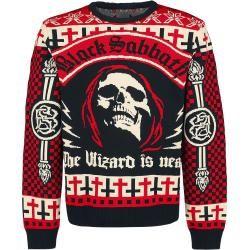 Black Sabbath Holiday Sweater WeihnachtspulloverEmp.de #chunkyknitjumper