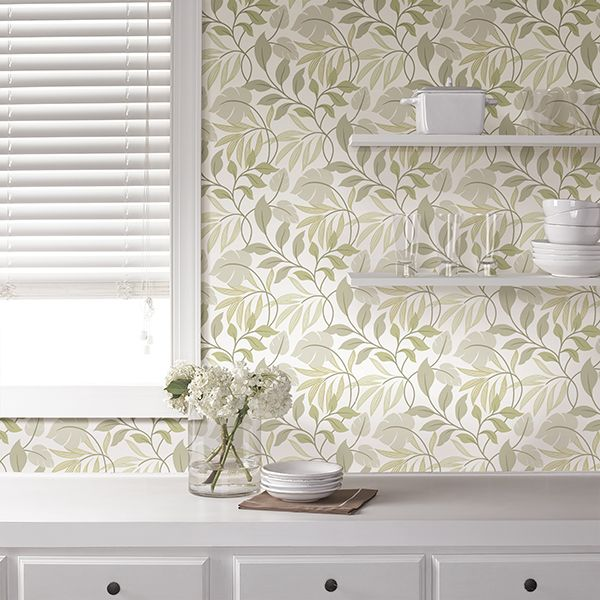 Neutral Meadow Peel And Stick Wallpaper By Nuwallpaper Nuwallpaper Peel And Stick Wallpaper Home Wallpaper