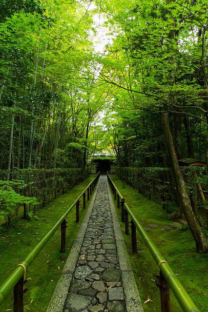 Kyoto, Japan Jardines Pinterest Japon, Paisajes y Caminos