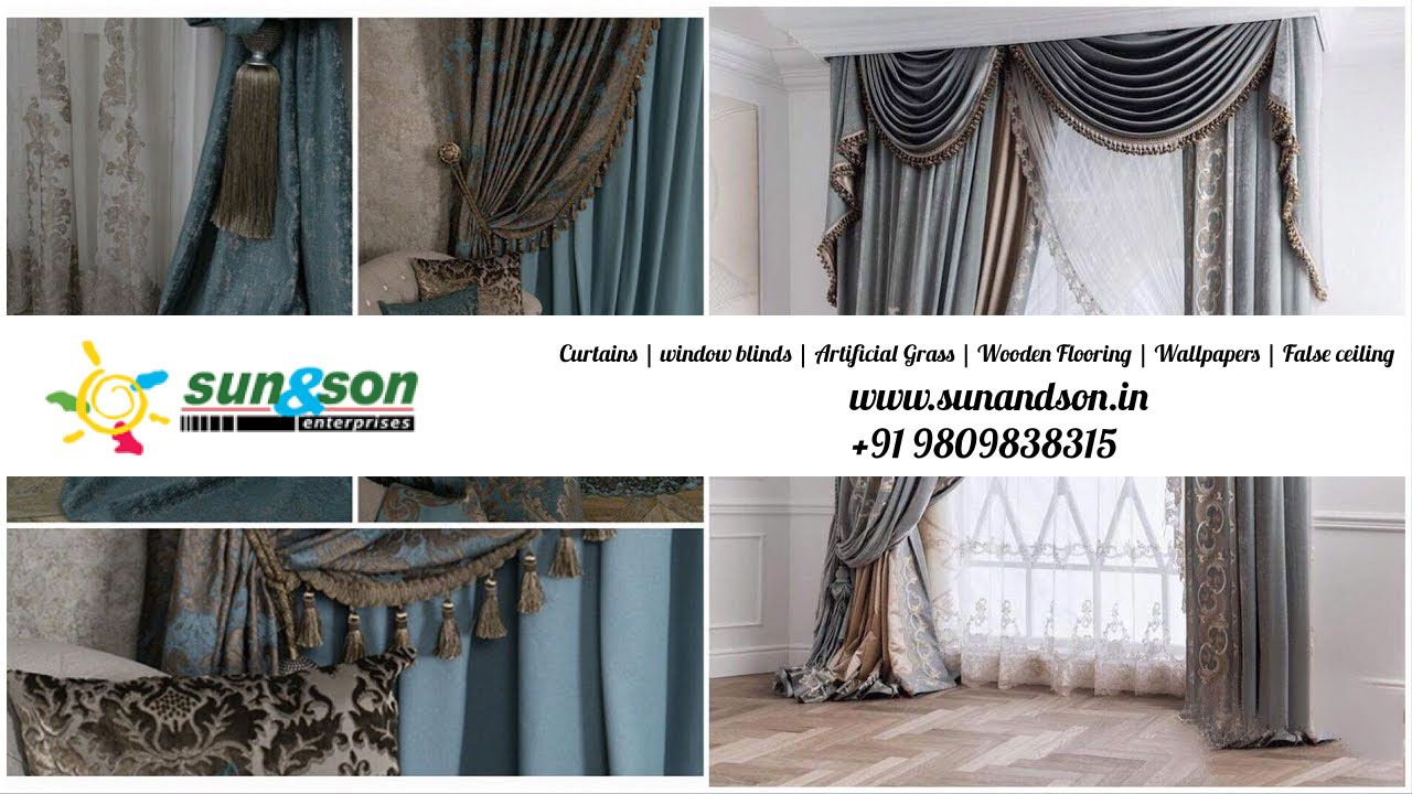 Curtain Shops In Trivandrum Wooden Flooring In Trivandrum False Ceiling In Trivandrum Artificial Grass In Triva In 2020 Curtains False Ceiling Blinds For Windows