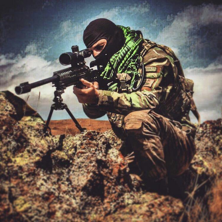 Turkey Special Operation Gendarme-JÖH- And (JNG-90) JMK